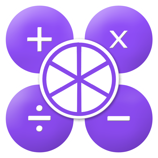 xFractions XL - калькулятор дробей Mac OS X