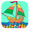 Coloring Book Game Draw Sailboats Version Wiki