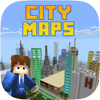 Epic City Maps for Minecraft PE Pocket Edition - Quoc Hiep