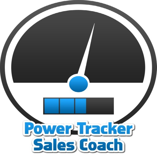 Power Tracker Sales Coach iOS App