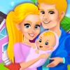 Baby Girl Grows Up - Mommy Salon Games