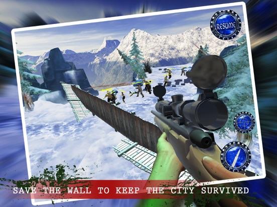 Война зомби снег Глава Скриншоты11