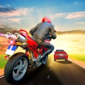 Stunt Moto Traffic Rider : Real Bike Race-r  2016 icon