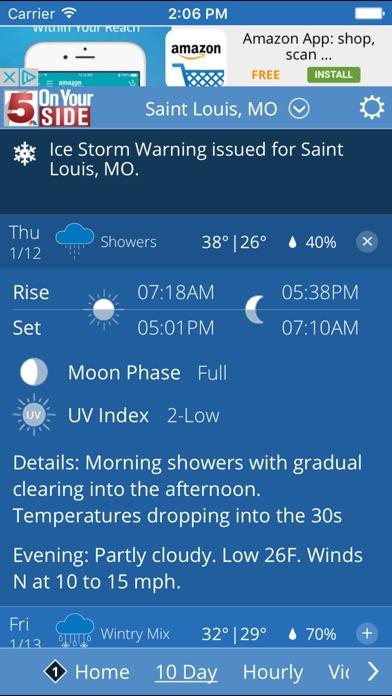 ksdk weather on the app store