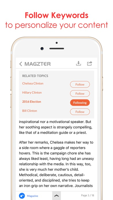 Magzter - 9,500+ Magazines IPA Cracked for iOS Free Download