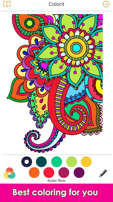 Coloring book me recolor pages for adults app download Coloring book for me apk
