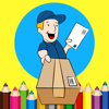 Free Coloring Book Games Postman Version Wiki