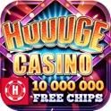 Slots - Huuuge Casino: Free Slot Machines icon