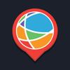 Earth Maps: GPS,导航,位置,纬度和经度坐标