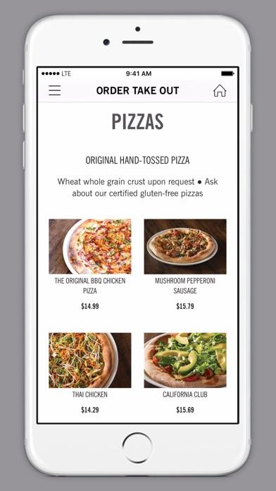 California Pizza Kitchen Dough Rewards