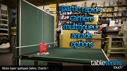 Screenshot Table Tennis Touch