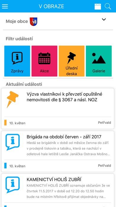 Snímek obrazovky iPhonu 2