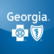 BCBS Georgia Anywhere Mobile App Icon