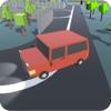 download Fast Loop Car Driving Crash - Crazy Taxi Drive