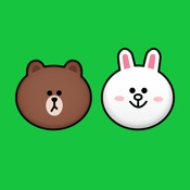 BROWN & CONY: Emoji Stickers [iOS]