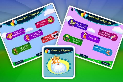 Nursery Rhymes By Tinytapps screenshot 4