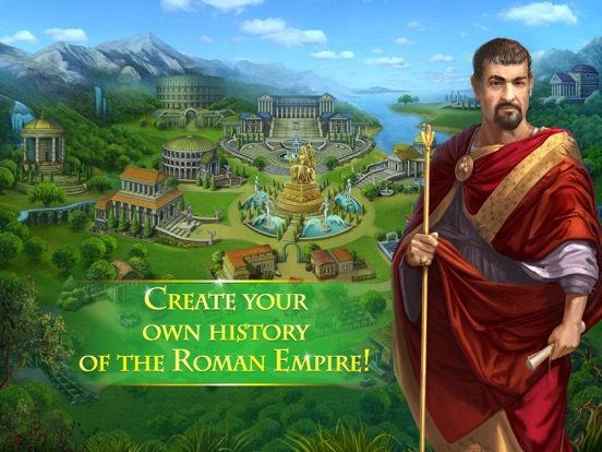 Cradle of Rome 2 (HD) для iPad