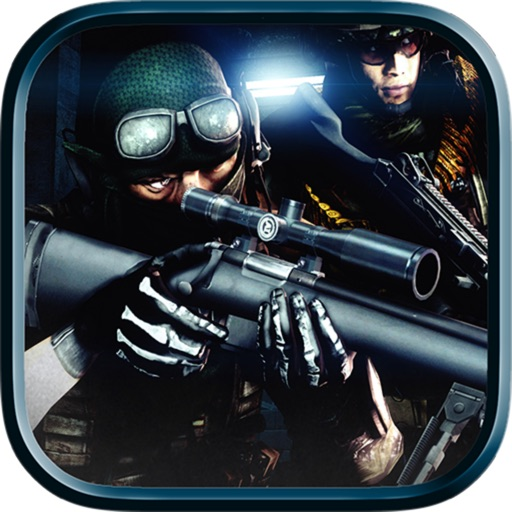 SWAT Counter Terrorist Free iOS App