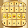 Teclado de oro teclados emoji cambiar de tema