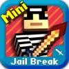 Cops N Robbers (Jail Break) - Survival Mini Game