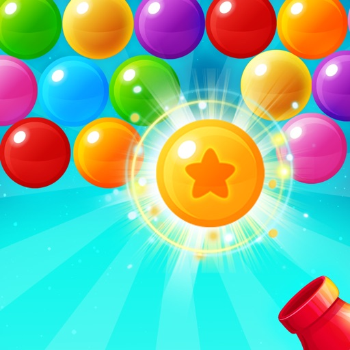 Crush Bubble Shooter - The Classic Extreme Games iOS App