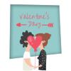 marcos de fotos del día de San Valentín, amor marc