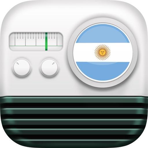 Radios de Argentina Gratis: Radio FM & AM Tune iOS App