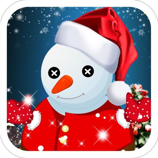 Christmas Snowman Dress Up - Fashion Dressup iOS App