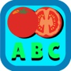 ABC Vegetable Learn Tracing For Preschool attend
