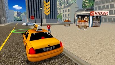 シティ タクシー ドライバ シム 2016年のスクリーンショット3