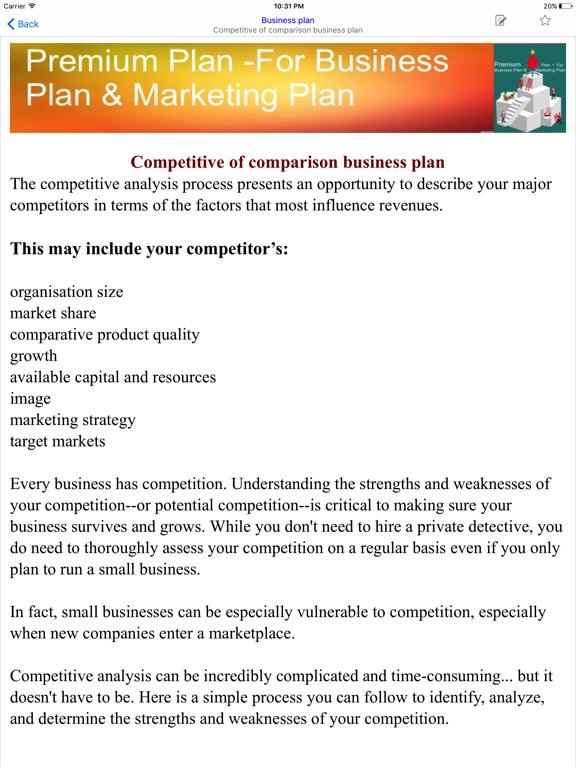 14+ Business Plan Templates