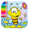 Coloring Book Games Bee And Flower Version Wiki