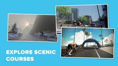 download Zwift appstore review