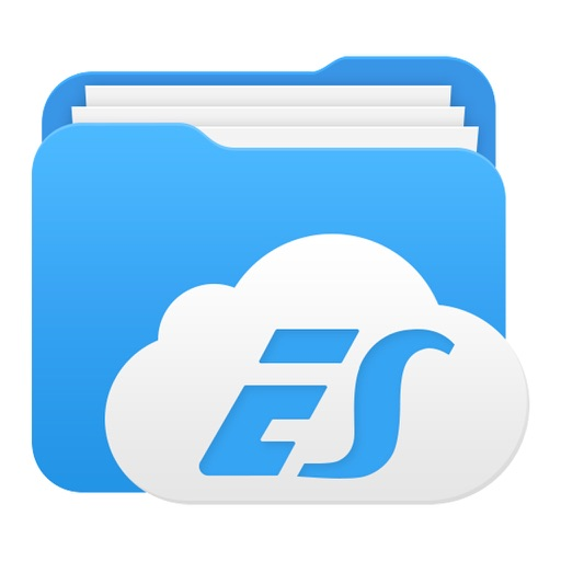 ES File Explorer PRO - ES File Commander Icon