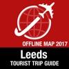 利兹 旅遊指南+離線地圖