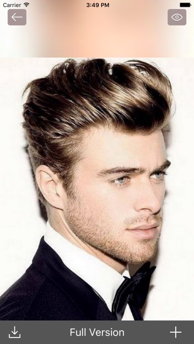 download Hairstyle - Men's Haircuts and Beard Styles ideas apps 3