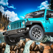 4x4 Off road Heavy Jeep Simulator : Hill Driving