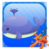 Dolphin Coloring Book Painting App for Kids
