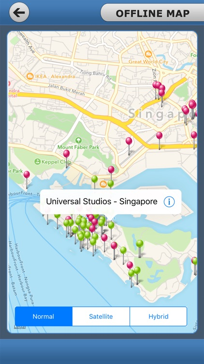 The great app for universal studios singapore by eswar rao yelubandi the great app for universal studios singapore gumiabroncs Images