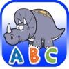 ABC Vocabulary Learning Dinosaur For Preschool toeic vocabulary handbook