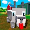 Blocky Goat: Farm Survival