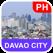 다바오 시티 (Davao City), 필리핀 지도 - PLACE STARS