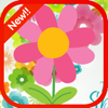 Beautiful Flowers Coloring Pages For Kids Wiki