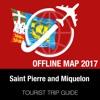圣皮埃尔和密克隆 旅遊指南+離線地圖