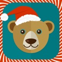 Weihnachten Foto Rahmen, Kalender 2017, Postkarten