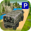 Highway Army Trucker Drive : Impossible Par-king App