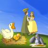 ljudböcker:barnens favorit sagor på engelska 6