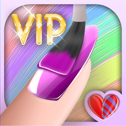 Nail Salon VIP – Fashion Beauty Manicure Designs iOS App