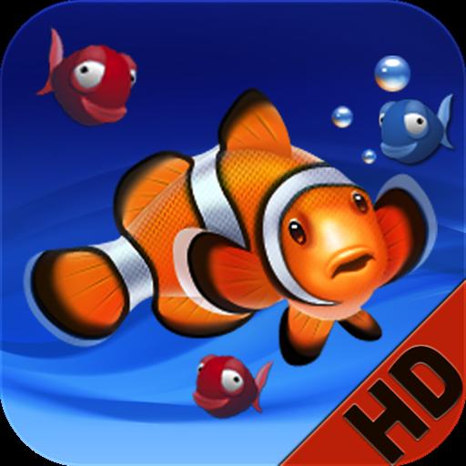 Аквариум HD+: Заставка с видом океана