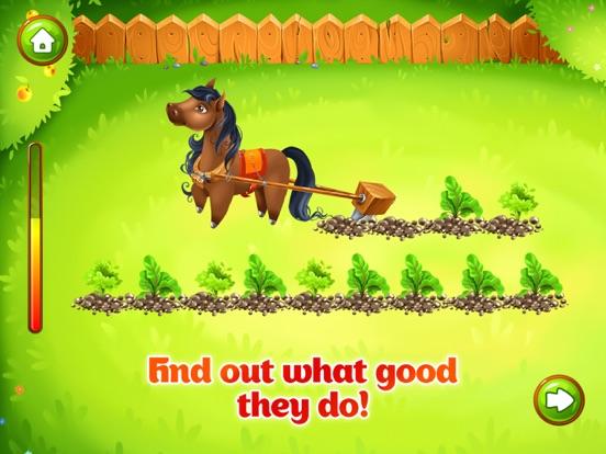 Скачать Ферма животных - развивающая игра для малышей
